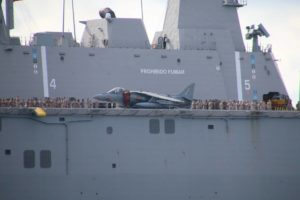 JUAN CARLOS I Flugzeugträger Spanien