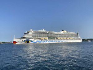 AIDAprima Kreuzfahrtschiff AIDA Cruises
