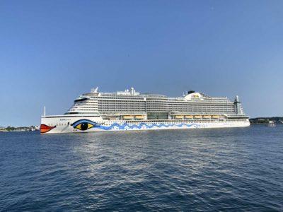 AIDAprima ship AIDA Cruises