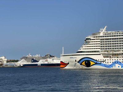 Baltic cruise AIDA Cruises from Kiel