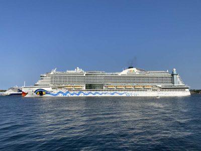 AIDAprima Baltic Sea Cruise 2021 from Kiel