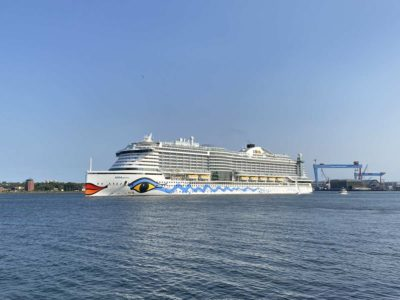 AIDA cruise AIDAprima from Kiel