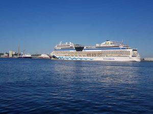 Kreuzfahrtschiff AIDAsol