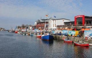 Jasmund Fischkutter Warnemünde Alter Strom Hafen
