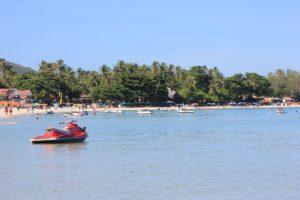 Chaweng Beach Koh Saui Thailand