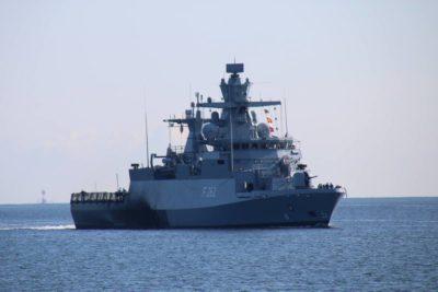 Erfurt F262 Navy Ship