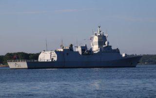 F311 Kriegsschiff