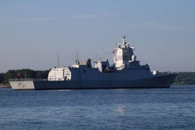 F311 Warship