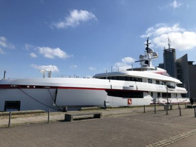 Forever One Luxus Yacht