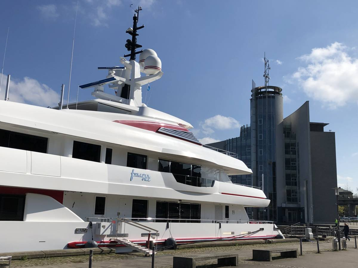 Forever One Yacht Kiel