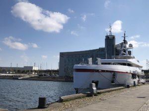 Forever One Yacht in Kiel