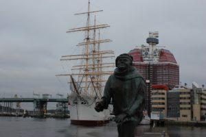 Göteborg Hafen Lilla Bommen
