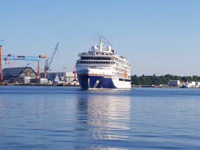 Hanseatic Inspiration Kreuzfahrtschiff