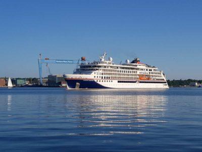 Kreuzfahrtschiff Hanseatic Inspiration