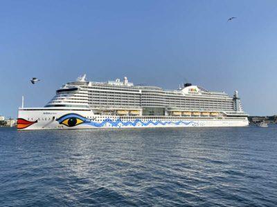 AIDAprima cruise from Kiel