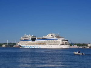 AIDAsol Kreuzfahrt ab Kiel