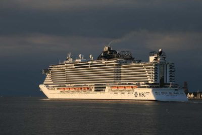 Kreuzfahrt MSC Seaview ab Kiel