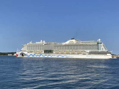 Cruise Ship AIDAprima