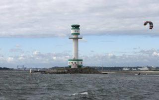 Leuchtturm Friedrichsort Kieler Förde