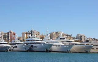 Marina Port Vell Yachthafen Barcelona