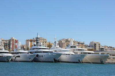 Marina Port Vell marina Barcelona