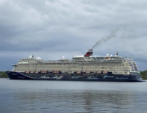 Tui Cruises Mein Schiff 1 seit 23.05.2021 wieder auf Ostseekreuzfahrt