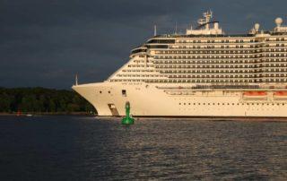 MSC Cruises Seaview Cruise ship