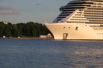 MSC Cruises Kreuzfahrtschiff Seaview