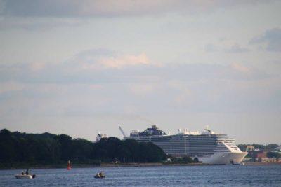 MSC Seaview Kiel Ostuferhafen