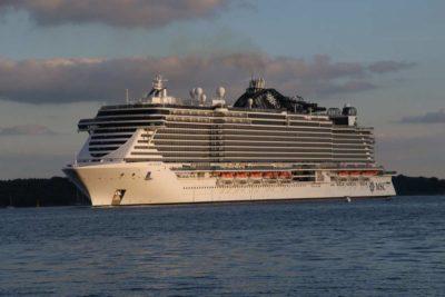 MSC Seaview Kreuzfahrt