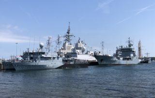 Open Ship Tirpitzhafen Kieler Woche 2019