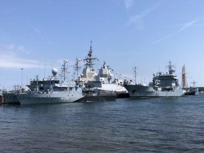 Open Ship Tirpitzhafen Kiel Week 2019