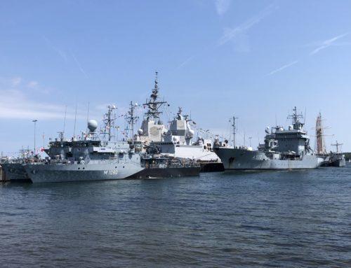 Open Ship 2019 im Tirpitzhafen Kiel