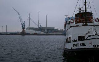 SYA Segelyacht A in Kiel