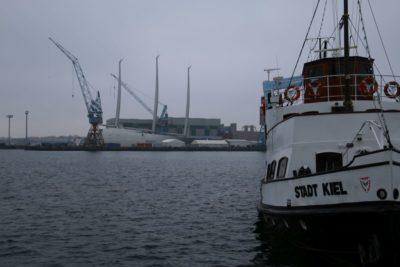 SYA Sailing Yacht A in Kiel