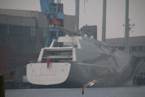Segelyacht Sailing Yacht A