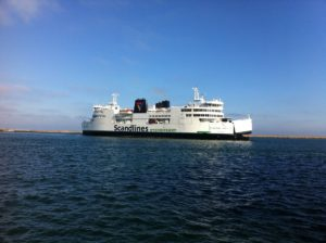 Schandlines Fähre Schleswig-Holstein - Hybrid Ferry Puttgarden - Rodby