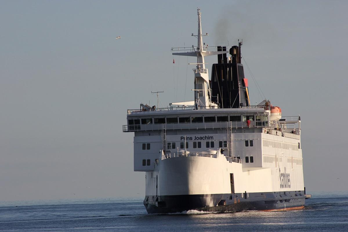 Scandlines Fähre Prins Joachim - Fährverbindung Rostock - Gedser