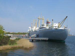 Traditionsschiff & Museumsschiff Typ Frieden IGA Park Rostock - Schifffahrtsmuseum Rostock