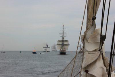 Hanse Sail Warnemünde 2021