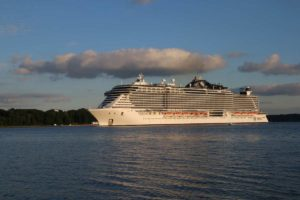 Seaview MSC Cruises
