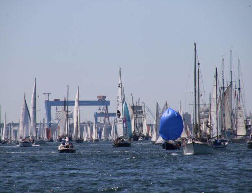 Kiel Week & Windjammer Parade 2021 postponed from June to September