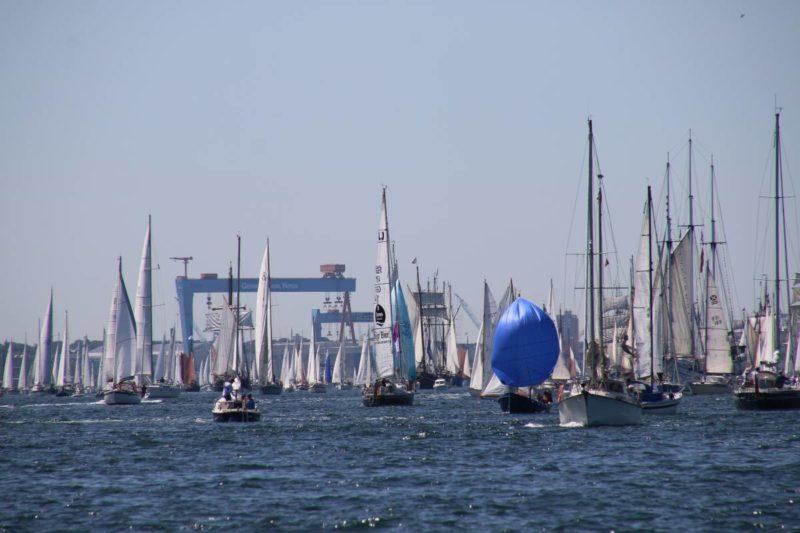 Kiel Week & Windjammer Parade 2021 postponed from June to ...