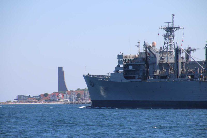 US-Flottenversorger USNS Supply