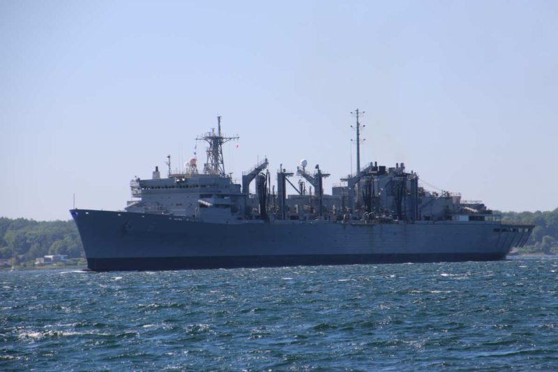 USNS Supply T-AOE-6