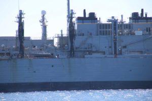 USNS Supply US Navy Ship