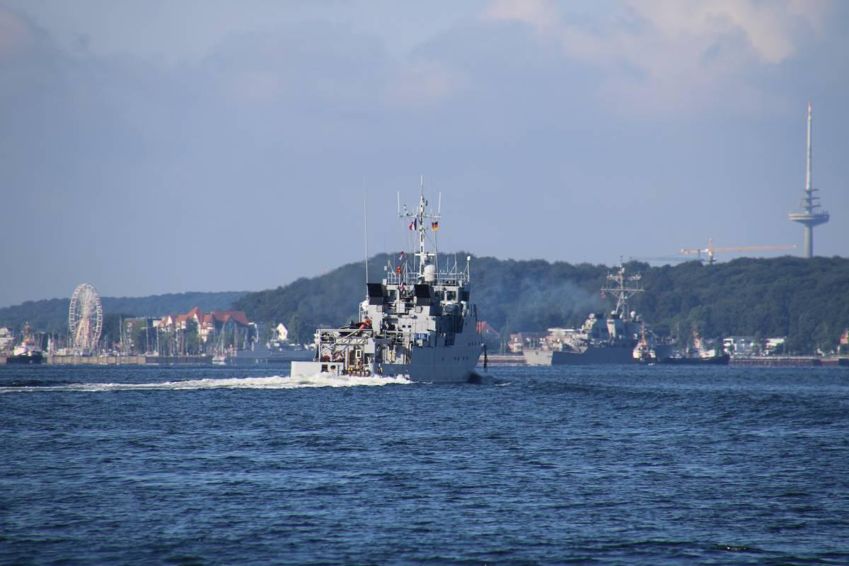 Vulcain M611 Französische Marine