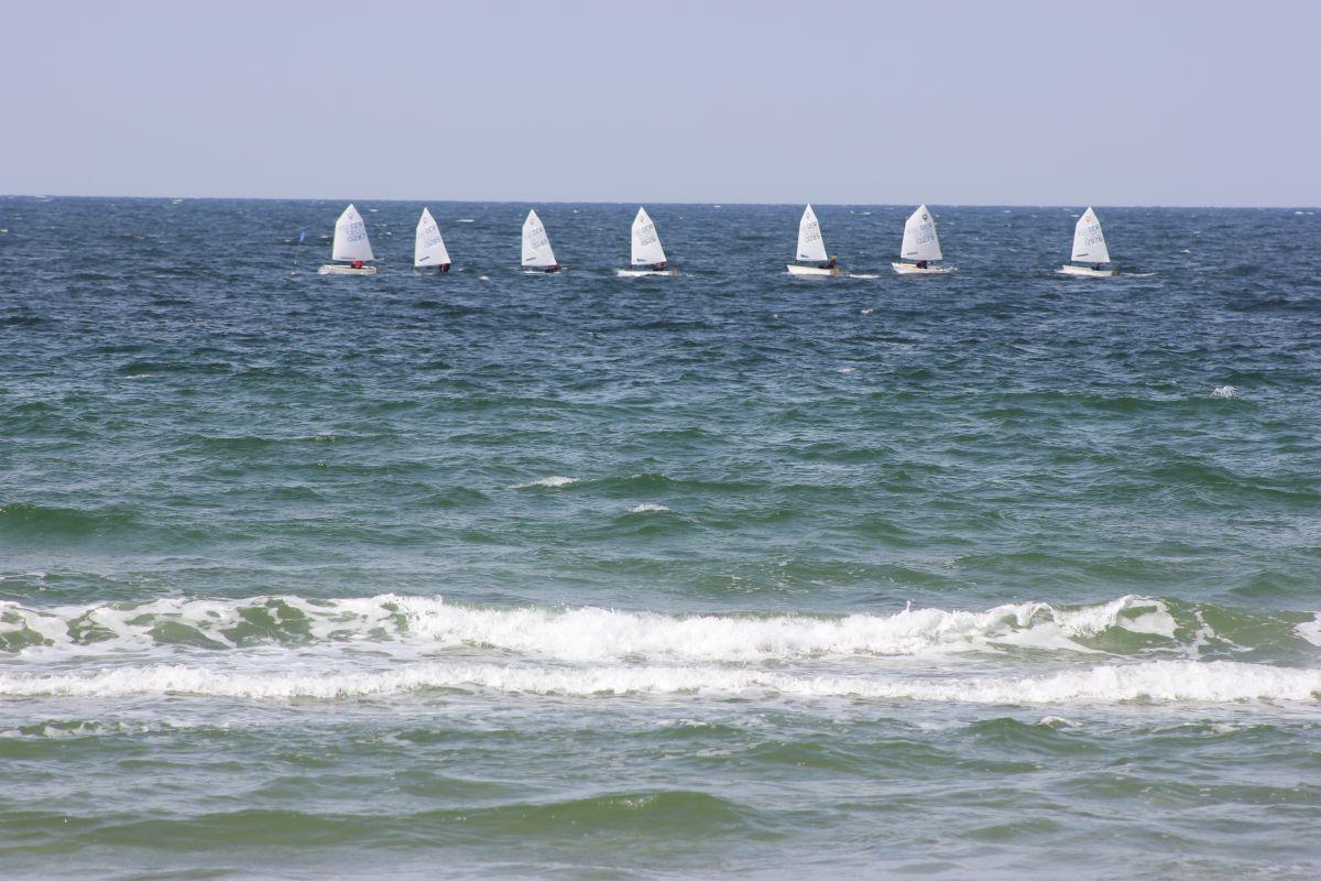 Segelsport Warnemünde Ostsee