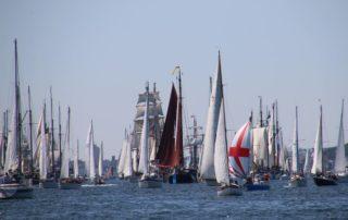 Windjammer Parade Kiel 2019