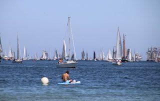 Falckensteiner Strand Windjammerparade